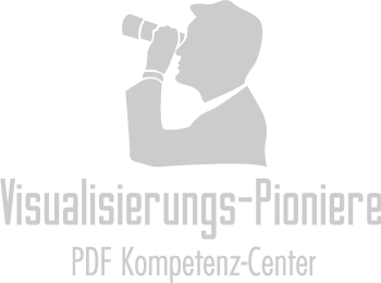 Visualisierungs-Pioniere & PDF Kompetenz-Center
